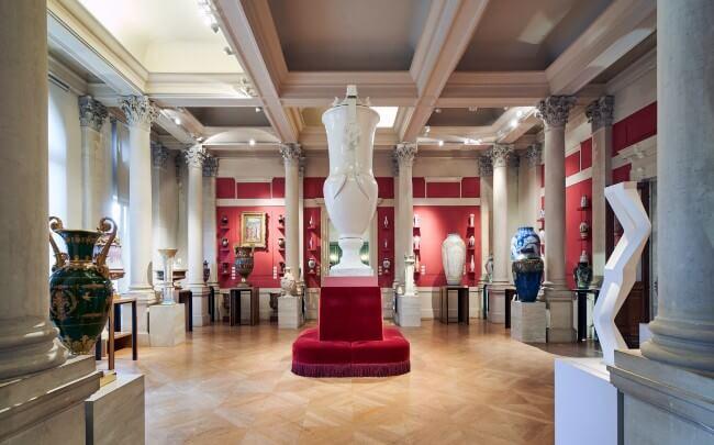 Musée de la Céramique à Sèvres